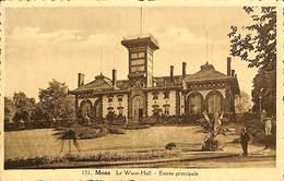 CPA - Belgique - Mons - Le Vaux-Hall - Entrée Principale - Mons