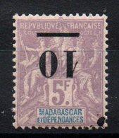MADAGASCAR - YT N° 49a - Neuf ** - MNH - Cote: 340,00 € - Neufs