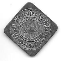 Notgeld Frankenthal 5 Pfennig 1917 Zn 4157.1/F 135.4 - [ 2] 1871-1918 : Empire Allemand