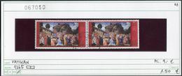 Vatikan - Vaticane - Michel 1365 Im Paar Gem. Scan -  Oo Oblit. Used Gebruikt - Gebraucht