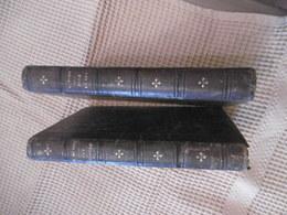 2 Livres - Musset & Sand - 1861 - 1801-1900