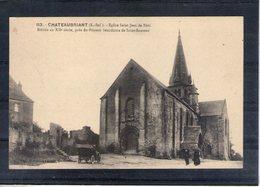 44. Chateaubriant. église Saint Jean De Béré - Châteaubriant