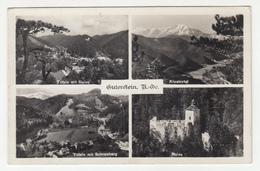 Gutenstein Old Postcard Posted 1938 B200110 - Gutenstein