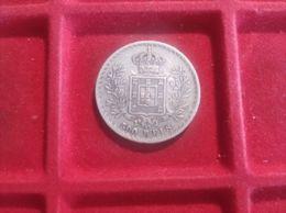 PORTOGALLO 500 Reis 1891 - Portogallo