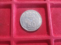 PORTOGALLO 50 Escudos 1986 - Portogallo