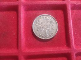 PORTOGALLO 1 Escudos 1961 - Portogallo