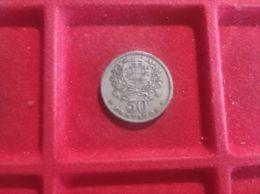 PORTOGALLO 50 Centavos 1930 - Portogallo