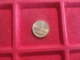 PORTOGALLO 1 Escudos 1985 - Portogallo