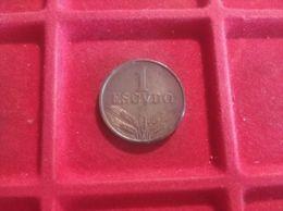PORTOGALLO 1 Escudos 1974 - Portogallo