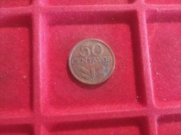 PORTOGALLO 50 Centavos  1973 - Portogallo