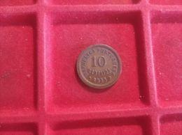 PORTOGALLO 10 Centavos  1924 - Portogallo