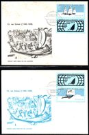 POLAND FDC 1978 6TH WORLD CHAMPIONSHIPS IN ICE YACHTING WITH LABEL Winter Sports Boats Yachts - Winter (Other)
