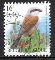 BELGIQUE. N°2885 Oblitéré De 2000. Pie-grièche écorcheur. - Songbirds & Tree Dwellers
