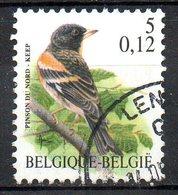 BELGIQUE. N°2920 Oblitéré De 2000. Pinson. - Songbirds & Tree Dwellers