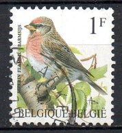 BELGIQUE. N°2457 Oblitéré De 1992. Sizerin. - Songbirds & Tree Dwellers