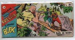 Il Grande Blek Striscia (Dardo 1958)  X° Serie  N. 4 - Libri, Riviste, Fumetti
