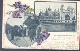 PARIS - Exposition Universelle 1900 - Tentoonstellingen