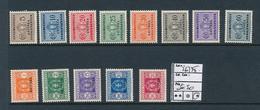 ERITREA  SASSONE POSTAGE DUE 26/38 LH - Eritrea