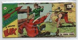 Il Grande Blek Striscia (Dardo 1958)  X° Serie  N. 5 - Libri, Riviste, Fumetti