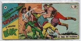 Il Grande Blek Striscia (Dardo 1958)  X° Serie  N. 6 - Libri, Riviste, Fumetti