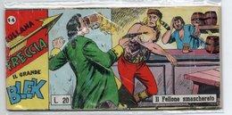 Il Grande Blek Striscia (Dardo 1958)  X° Serie  N. 14 - Libri, Riviste, Fumetti
