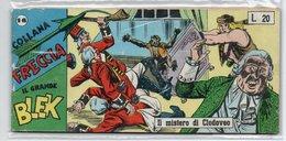 Il Grande Blek Striscia (Dardo 1958)  X° Serie  N. 16 - Libri, Riviste, Fumetti