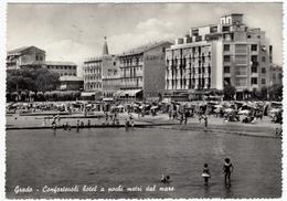 GRADO - CONFORTEVOLI HOTEL A POCHI PASSI DAL MARE - GORIZIA - 1958 - Gorizia