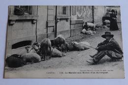 Le Marché Aux Brebis D'un Auvergnat - 1922 - France