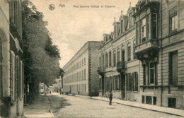 BELGIUM - Ath.  Rue Lsidore Hotton Et Caserne - Ath