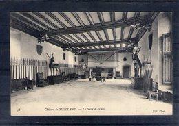 18. Chateau De Meillant. La Salle D'armes - Châteaumeillant