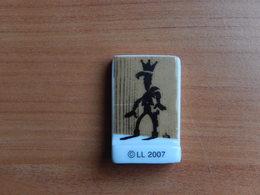 Fève -  LUCKY LUKE 2007 - LUCKY LUKE - Comics