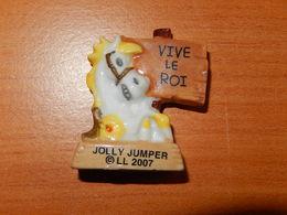 Fève -  LUCKY LUKE 2007 - JOLLY JUMPER - Comics