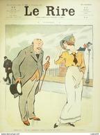 """REVUE """"LE RIRE""""-1912-508-Dessin PREJELAN HEMARD GERVESE FABIANO MANFREDINI - Books, Magazines, Comics"""