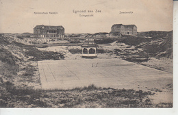 EGMOND AAN ZEE - Duingezicht - Zwartendijk Koloniehuis Kerdijk - Egmond Aan Zee