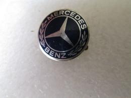 No Pin's  Broche  MERCEDES  BENZ  Aluminium - Mercedes