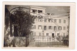 1939 YUGOSLAVIA, CROATIA, LOPUD, PANSION, B&B PRACAT, DUBROVNIK TO PANCEVO, ILLUSTRATED POSTCARD, USED - Croatia