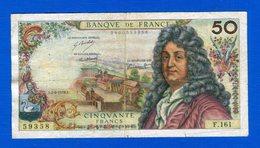 50  Fr  Dans  Létat   Du  2/4/1970 - 1962-1997 ''Francs''