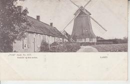 LAREN - Gezicht Op Den Molen ( Moulin à Vent Windmolen ) - Laren (NH)
