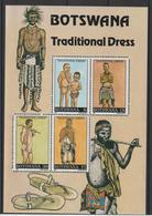 Bostwana 1990 Costumes BF 23 ** MNH - Botswana (1966-...)