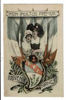 CPA-Carte Postale  France-Souvenir De Nancy- VM11542 - Nancy