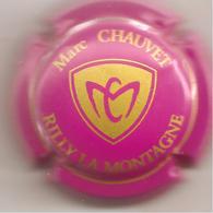 Capsule  CHAUVET  Marc  N° 21 - Champagne