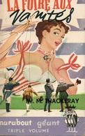 LA FOIRE AUX VANITÉS - W. M. THACKERAY - COLLECTION MARABOUT GÉANT  N° G 54 - 1956 - Livres, BD, Revues