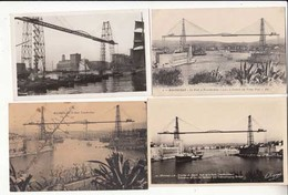 CPA France 13 - Marseille - Pont Transbordeur - 8 Cartes  -   -  Achat Immédiat - (cd021 ) - Bruggen