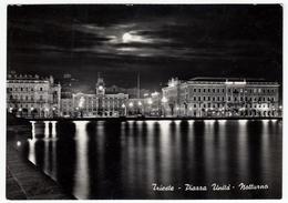 TRIESTE - PIAZZA UNITA' D'ITALIA - 1952 - Storia Postale - Affrancata AMG-FTT E Annullo A Targhetta - Vedi Retro - Trieste