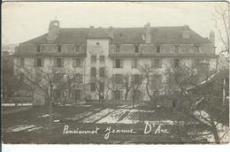 """LOZERE : Mende, Pensionnat """"Jeanne D'Arc"""", Carte-Photo, Rare... - Mende"""