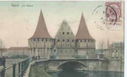 Gent - Gand - Le Rabot - Wilhelm Hoffmann - 1911 - Gent