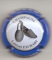 Capsule  ETCHART  Laurent  N° 50a - Champagne