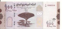 YEMEN 100 RIALS 2018(2019) UNC P New - Yémen