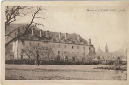 LOZERE : Mende, Maison De L'adoration, Le Jardin - Mende