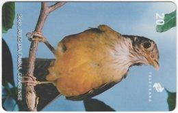 BRASIL J-506 Magnetic Teleceara - Animal, Bird - Used - Brasilien